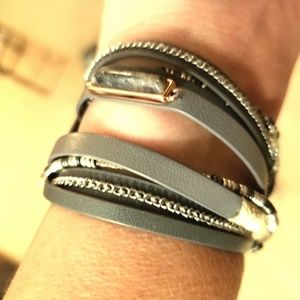 Warp Around Bracelet